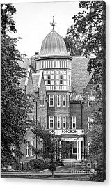 Mount Holyoke College Safford Hall Acrylic Print