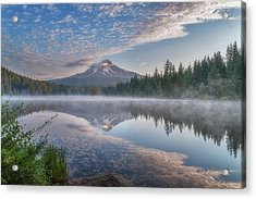 Mount Hood Morning Acrylic Print