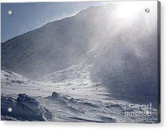 Mount John Quincy Adams - White Mountains Nh Acrylic Print by Erin Paul Donovan
