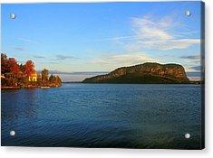 Mount Kineo Moosehead Lake Acrylic Print