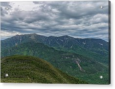 Mount Lafayette Acrylic Print by Brian MacLean