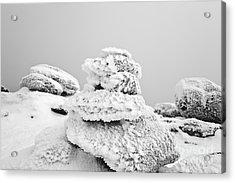 Mount Liberty - White Mountains New Hampshire Acrylic Print by Erin Paul Donovan