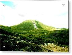 Mount Lyall Tasmania Acrylic Print by Bethwyn Mills