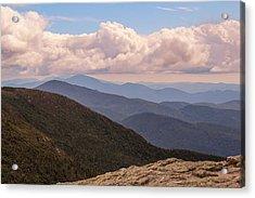 Mount Mansfield Vermont Acrylic Print