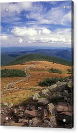 Mount Moosilauke Summit Acrylic Print