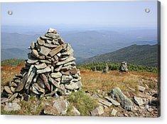 Mount Moosilauke - White Mountains New Hampshire Acrylic Print