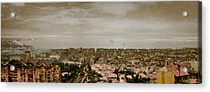 Thessaloniki, Greece - Mount Olympus Acrylic Print