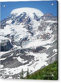 Mount Rainier Acrylic Print