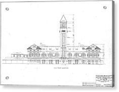 Mount Royal Station Acrylic Print