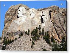 Mount Rushmore I Acrylic Print
