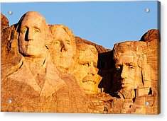 Mount Rushmore Acrylic Print by Todd Klassy