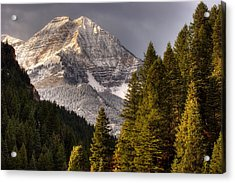 Mount Timpanogos 3 Acrylic Print