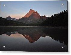 Mount Wilbur, Glacier National Park Acrylic Print