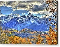 Mount Wilson Acrylic Print
