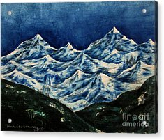 Mountain-2 Acrylic Print