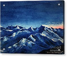 Mountain-4 Acrylic Print