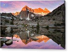 Mountain Air  Acrylic Print