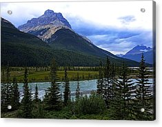 Mountain High Acrylic Print