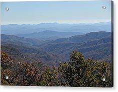 Mountain Landscape 4 Acrylic Print