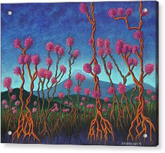 Mountain Roots 01 Acrylic Print