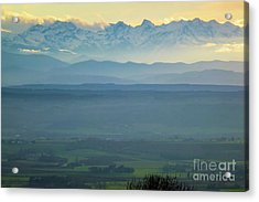 Mountain Scenery 18 Acrylic Print