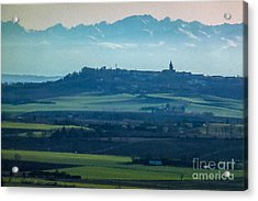 Mountain Scenery 4 Acrylic Print
