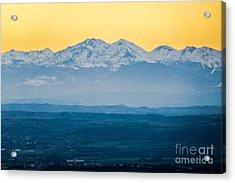 Mountain Scenery 7 Acrylic Print