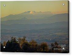 Mountain Scenery 8 Acrylic Print