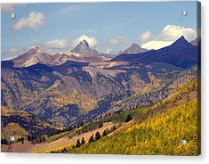 Mountain Splendor 2 Acrylic Print by Marty Koch