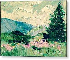 Appalachian Summer Acrylic Print