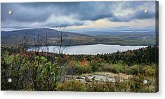 Mountain View Acrylic Print