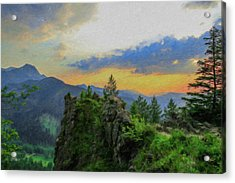 Mountains Tatry National Park - Pol1003778 Acrylic Print