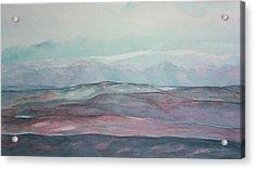 Mountainview Acrylic Print