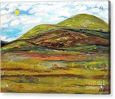 Mountaiscape 2  Acrylic Print
