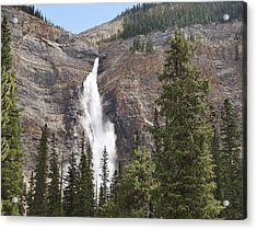Acrylic Print featuring the photograph Mountian Water by Al Fritz
