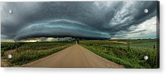 Mouth Of The Beast  Acrylic Print by Aaron Groen