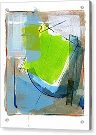 Moving Forward Acrylic Print by Chris N Rohrbach