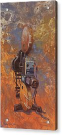 Moving Picture Machine Acrylic Print