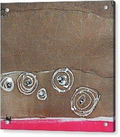 Moving Targets Acrylic Print by Jorge Luis Bernal