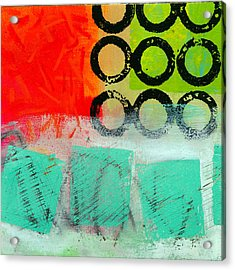 Moving Through 11 Acrylic Print by Jane Davies