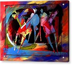 Mr Ameeba 1 Acrylic Print