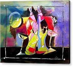 Mr Ameeba 3 Acrylic Print