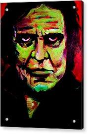Mr. Cash Acrylic Print