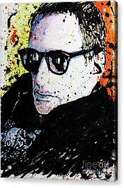Mr Fagen Acrylic Print