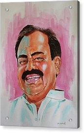 Mr. Madhusudhana Chari Acrylic Print