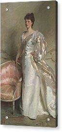 Mrs George Swinton  Elizabeth Ebsworth Acrylic Print