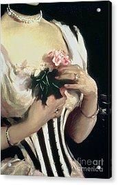 Mrs Wilton Phipps Acrylic Print