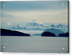 Mt. Baker Washington Acrylic Print