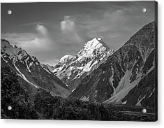 Mt Cook Wilderness Acrylic Print