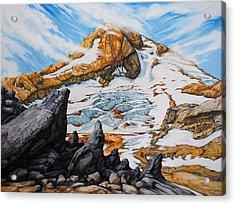 Mt. Hood Acrylic Print